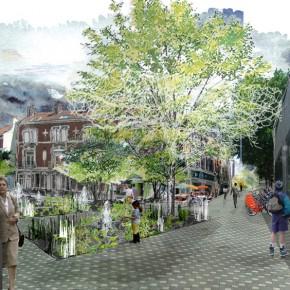 Place Casquette et ses abords, Lille