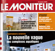 Le Moniteur, oct. 2008