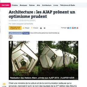 Le Monde - article du 03 avril 2014