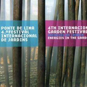 Festival des jardins de Ponte de Lima, 4e. édition, printemps 2008