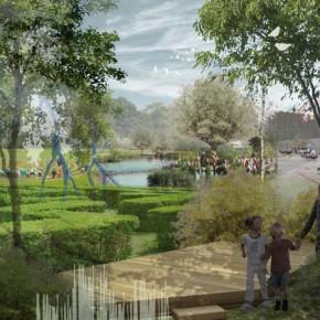 Parc éco-touristique de Beloeil, Belgique