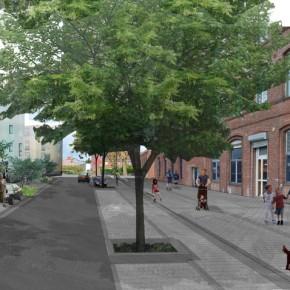 Rue Mischkind et Rue de la Tour, Roubaix