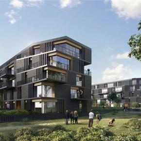 Reimerwee, trois immeubles de logements