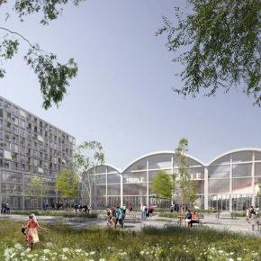 IMGP : Les Halles Babcock à La Courneuve